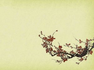 japanese-flower-painting-background